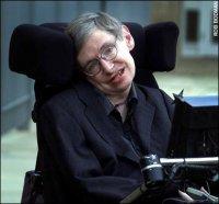 Foto -Stephen Hawking