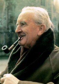Foto -Sir John Ronald Reuel Tolkien