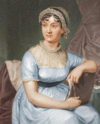 Foto -Jane Austen