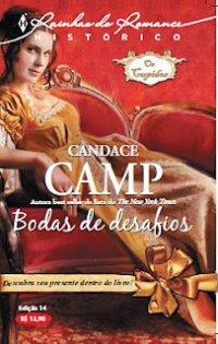 Livro-Bodas-de-Desafios-autora-Candace-Camp