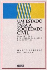 Um Estado para a sociedade civil