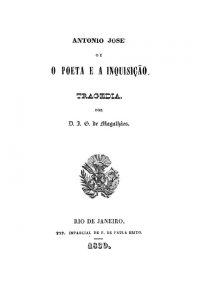 Ant�nio Jos�, ou O Poeta e a Inquisi��o