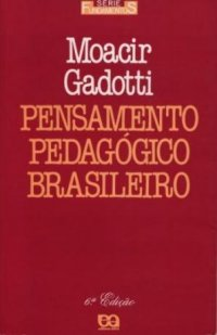 Pensamento Pedag�gico Brasileiro