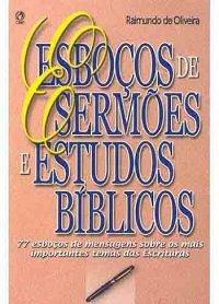Esbo�os de Serm�es e Estudos B�blicos