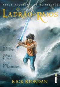 O ladrão de raios (Graphic Novel)