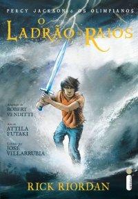O Ladrão de Raios: Graphic Novel