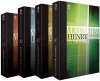 Coment�rio B�blico Matthew Henry - Antigo Testamento
