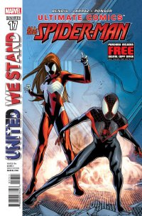 Ultimate Comics: Spider-Man #17