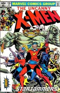 Os Fabulosos X-Men #156 (1982)