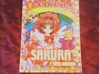 Sakura e seus amigos