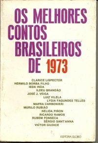Os melhores contos brasileiros de 1973