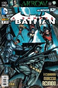 A Sombra do Batman # 007 - Os Novos 52