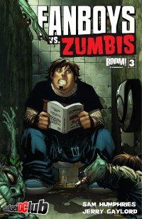 Fanboys vs. Zumbis #3