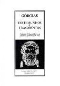 Gуrgias: testemunhos e fragmentos