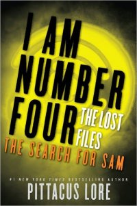 Lorien Legacies: The Lost Files - The Search for Sam