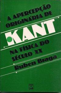 A Apercepção Originária de Kant na Física do Século XX