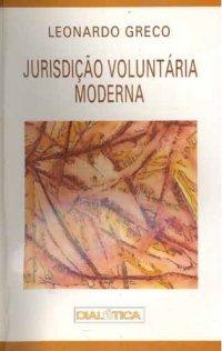 Jurisdição Voluntária Moderna