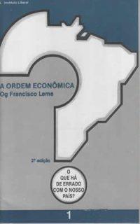 A ordem econômica