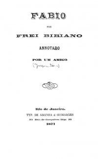 Fabio por Frei Bibiano