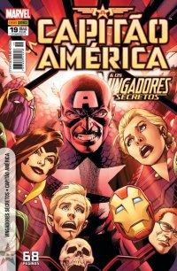 Capitão América & Os Vingadores Secretos #19