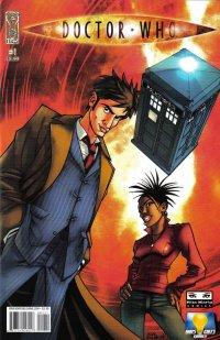 Doctor Who Nє1