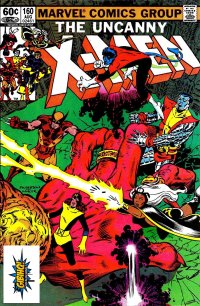 Os Fabulosos X-Men #160 (1982)