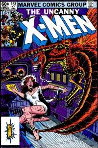 Os Fabulosos X-Men #163 (1982)