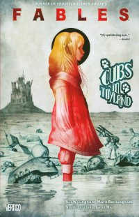 Fables #18: Cubs in Toyland