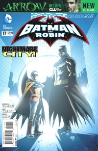 Batman and Robin (New 52) #17