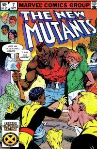 Os Novos Mutantes #07 (1983)