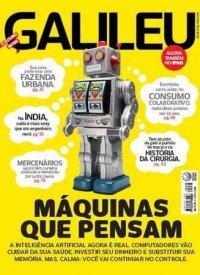 Revista Galileu - Máquinas que pensam