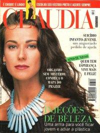 Claudia 390 - Março 1994