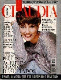 Claudia 394 - Julho 1994