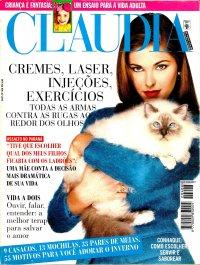 Claudia 406 - Julho 1995