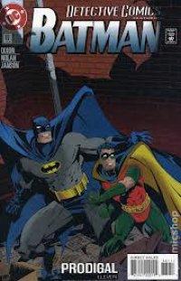 Detective Comics featuring Batman