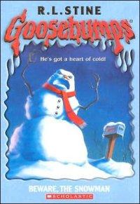 Beware, the snowman
