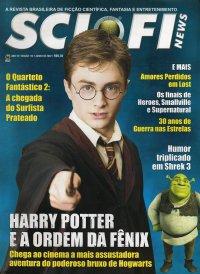 Harry Potter e a Ordem da Fкnix - Chega ao cinema a mais assustadora aventura do poderoso bruxo de Hogwarts