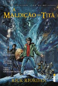 A maldição do titã: grafic novel