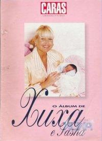 O album de Xuxa e Sasha