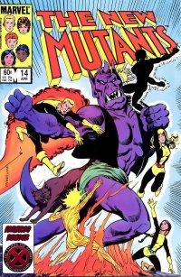 Os Novos Mutantes #14 (1984)