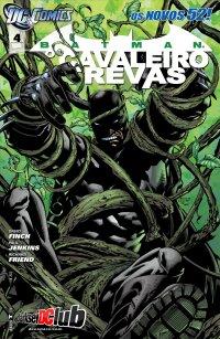 Batman - O Cavaleiro das Trevas #4 (Os Novos 52)
