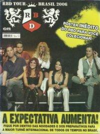RBD Tour Brasil 2006