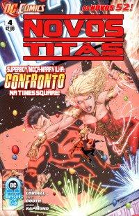 Os Novos Titãs #4 (Os Novos 52)