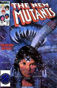 Os Novos Mutantes #18 (1984)