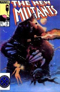 Os Novos Mutantes #19 (1984)
