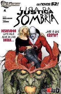 Liga da Justiça Sombria #4 (Os Novos 52)
