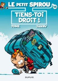 Le Petit Spirou, tome 15 : Tiens-toi droit !