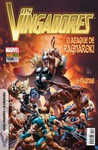 Os Vingadores #109