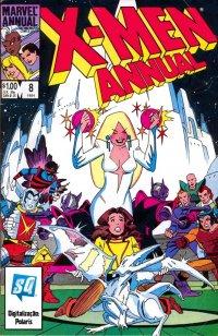 Os Fabulosos X-Men Anual #08 (1984)