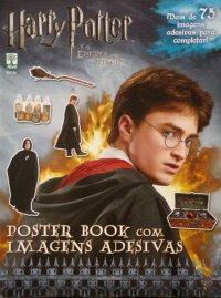 Harry Potter e o Enigma do Príncipe - Poster Book com imagens adesivas